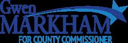 Gwen Markham for Commissioner